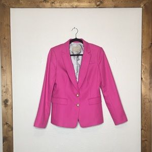 Banana Republic pink blazer